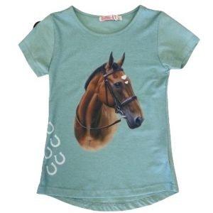 Mädchen T-Shirt mit  Motiv